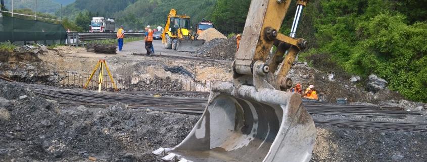 строителство магистрала Хемус